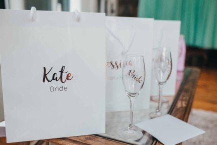 Bridal wedding gifts